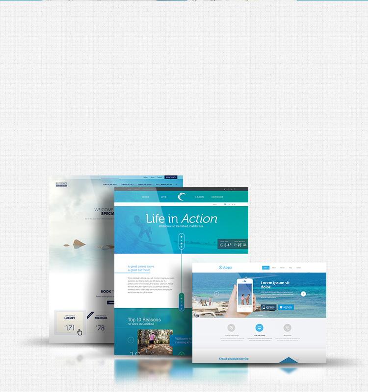 上海网站建设