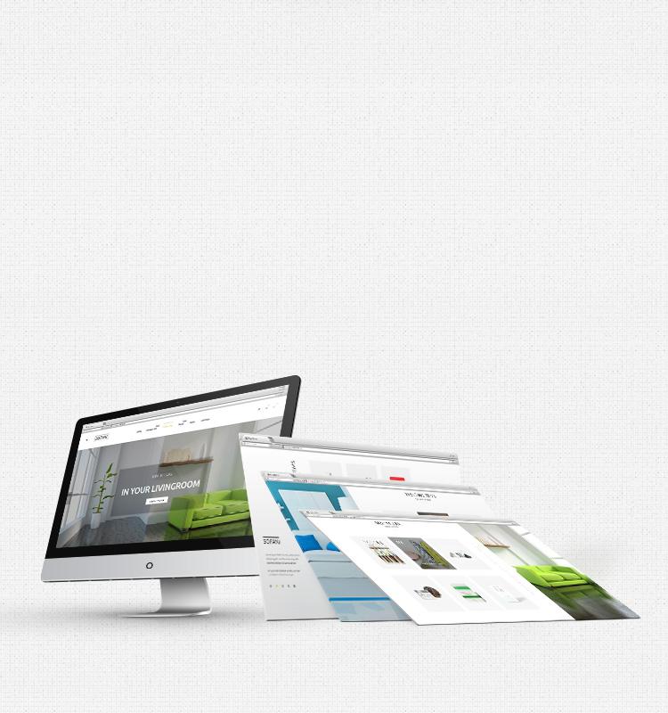 手机端-电子商务平台网站